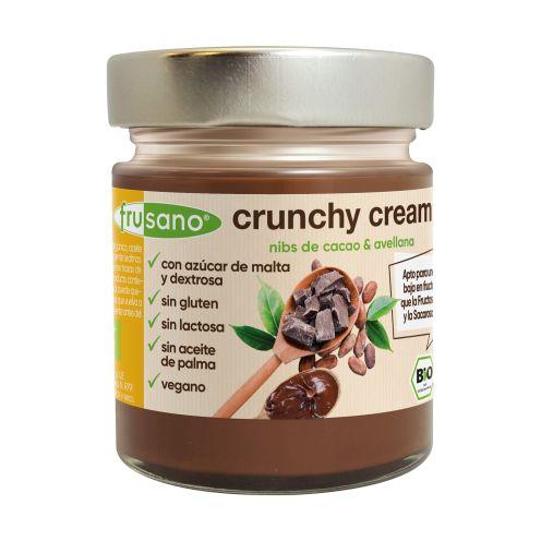 Organic Crunchy Cream Hazelnut with Cocoa Slivers