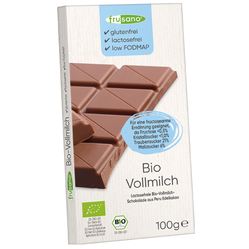 Organic Whole Milk Chocolate