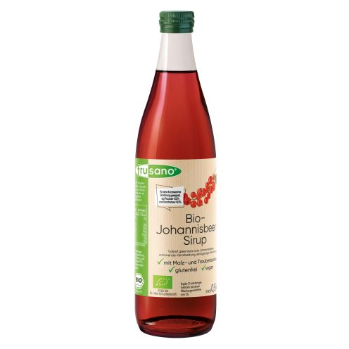 Organic Red Currant Syrup