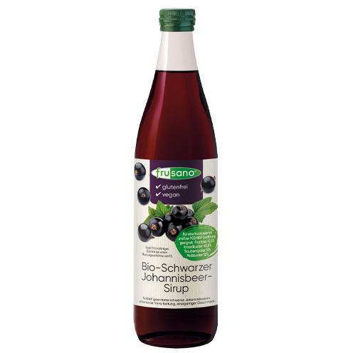Organic Black Currant Syrup