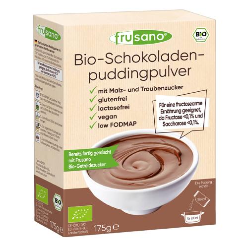Organic Chocolate Pudding Powder