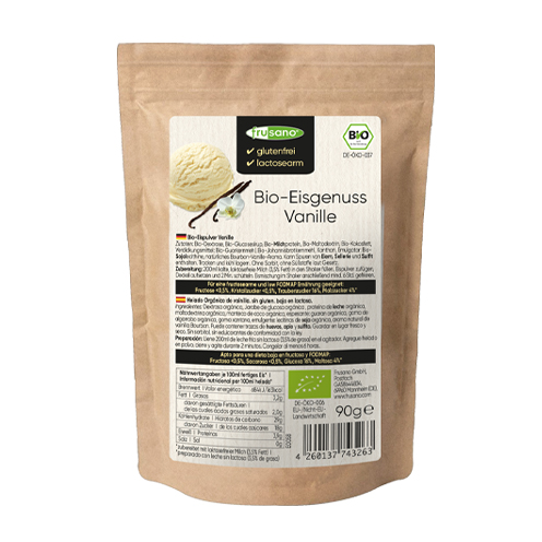 Organic ice cream delight - refill pack