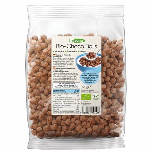 Organic Choco Balls
