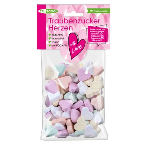 Dextrose hearts