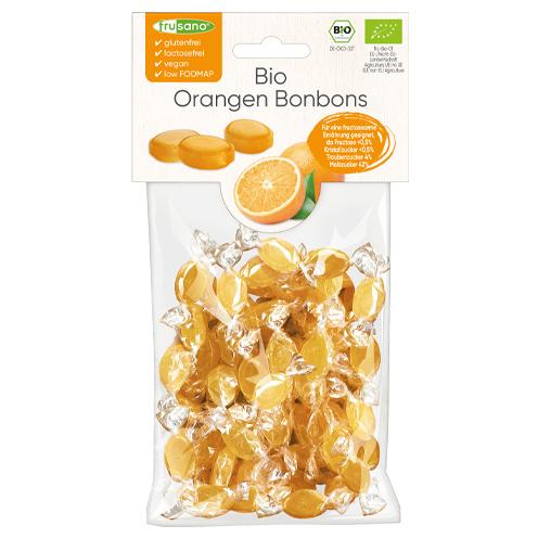 Organic Orange Candies
