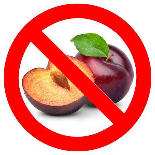 Plum Fruit Spread